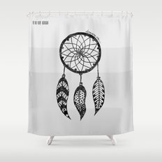 Dream On Shower Curtain