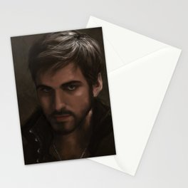 OUAT - Killian Jones - Captain Hook Stationery Cards