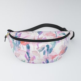 Resolve Coral Fanny Pack