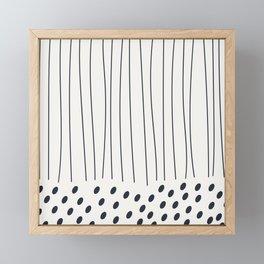 Coit Pattern 77 Framed Mini Art Print