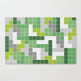 Quad 3 Canvas Print