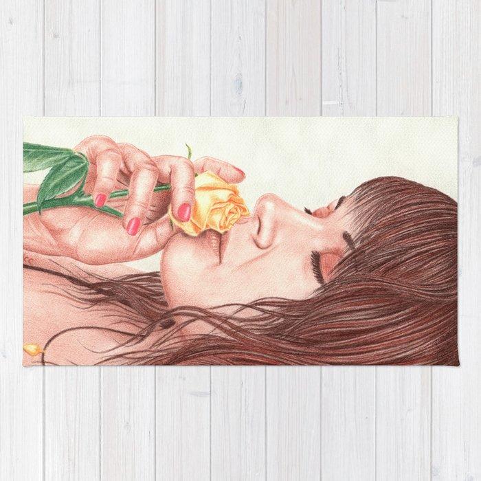 Sweet Perfume Rug