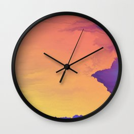 But that is all Wall Clock