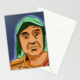 El Chavo Stationery Cards