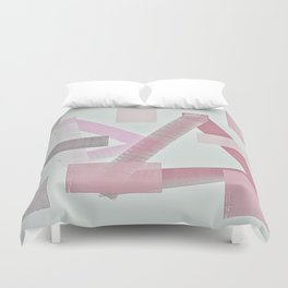 Abstract collection 102 Duvet Cover