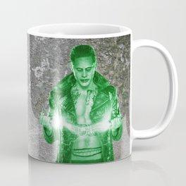 Suicide Joker on the wall Coffee Mug