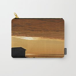 Heavy Clouds by the Sea Carry-All Pouch