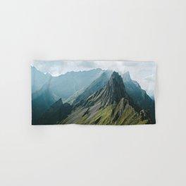Wild Mountain - Landscape Photography Hand & Bath Towel