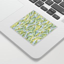 Growth Green Sticker