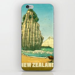 New Zealand iPhone Skin