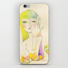 Dear. Spring iPhone & iPod Skin