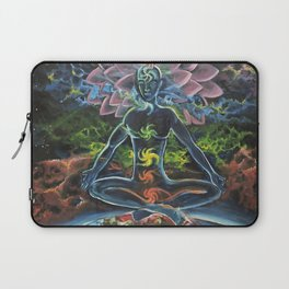 7 Chakras Laptop Sleeve