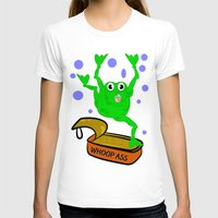 frog T-shirts featuring Frog by mailboxdisco