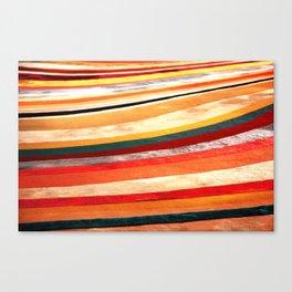 Slow Roll - Vivido Series Canvas Print