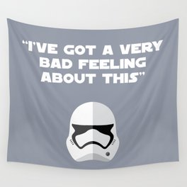 TROOPER Wall Tapestry