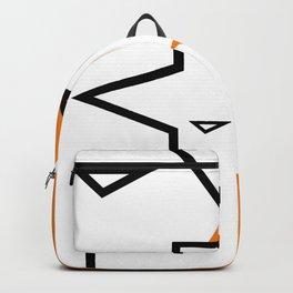 Geometric faces #society6 #decor #buyart #artprint Backpack