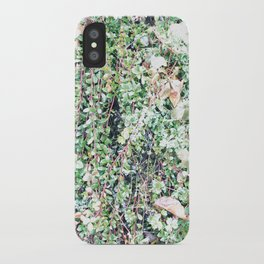 SEATTLE'S GREEN BEARD iPhone Case