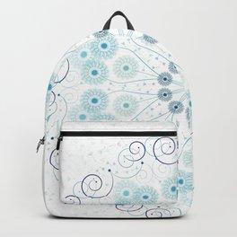 Spring breeze mandala Backpack