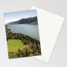 Columbia River Gorge Washington Stationery Cards