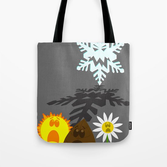 Winter is Coming... 2 Tote Bag