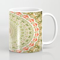 carnival Mugs featuring Carnival by Jane Lacey Smith
