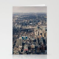 toronto Stationery Cards featuring Toronto by Nick De Clercq