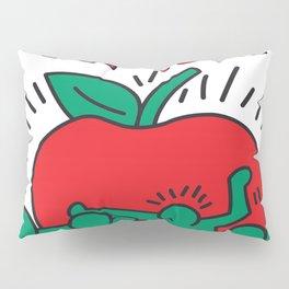 New York Keith Haring Pillow Sham