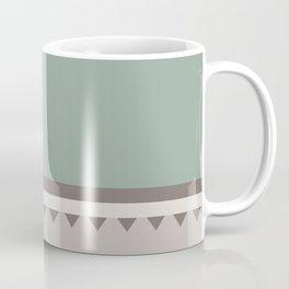 Jagged 5 Coffee Mug