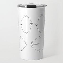 Good Idea (Pins) Travel Mug