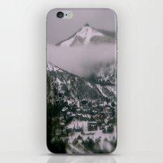 Foggy Blanket iPhone & iPod Skin