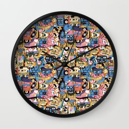 Members Only Wall Clock