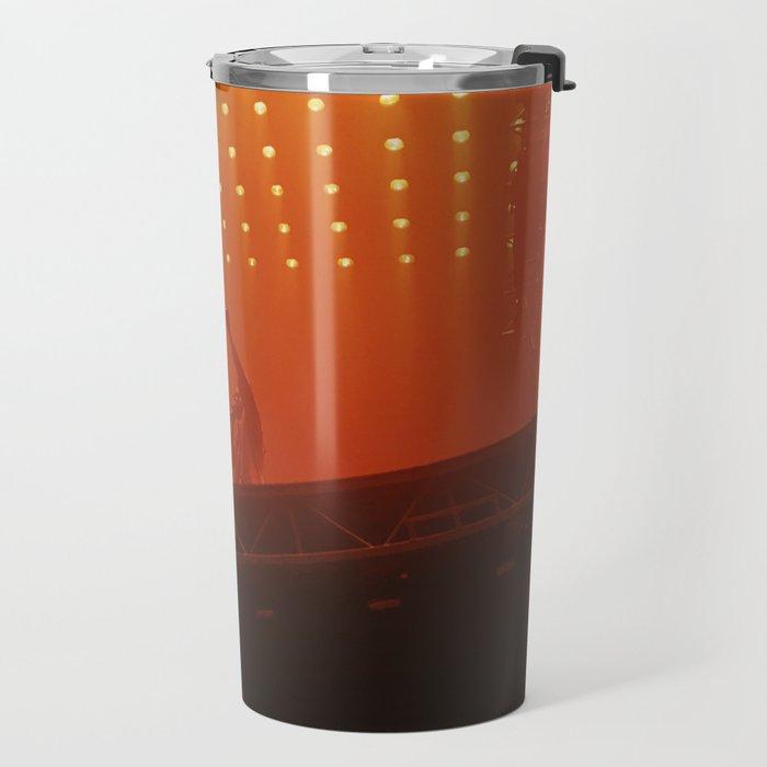 Under Orange Travel Mug
