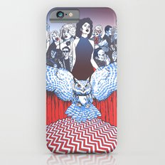 BLACK LODGE BURLESQUE Slim Case iPhone 6s