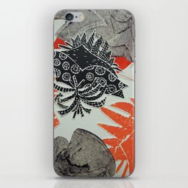 Coral Coastal iPhone Skin