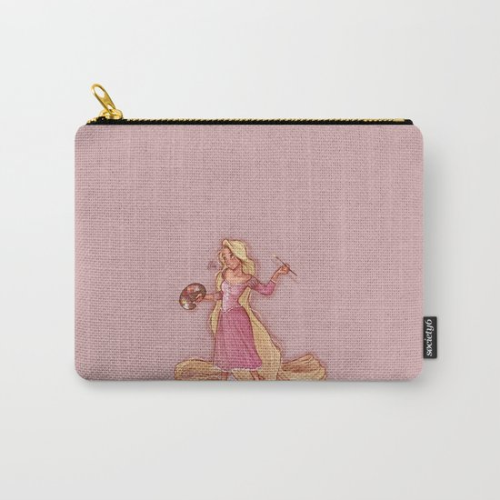 Rapunzel Carry-All Pouch