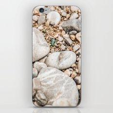 sit down... stones iPhone Skin