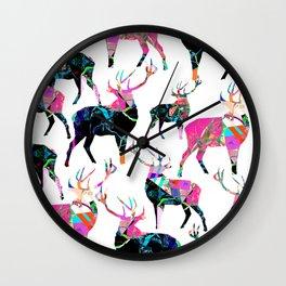 Dear'O'Deer Wall Clock