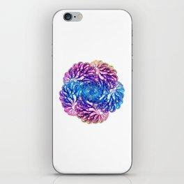 Fractal 5 iPhone Skin