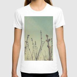 lilac buds T-shirt