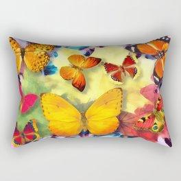 Fritillary Rectangular Pillow