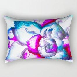 beAutiFully FloWer Rectangular Pillow