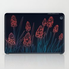 Hyacinths in the night iPad Case