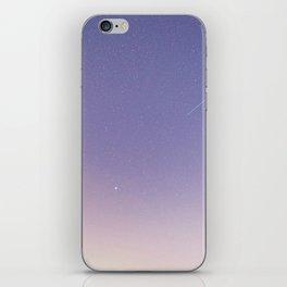 Soft Milky Way iPhone Skin