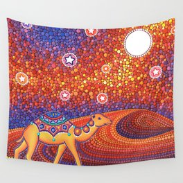 Go Find Adventure Wall Tapestry
