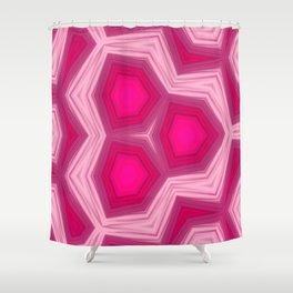Geometric Dynasty Shower Curtain
