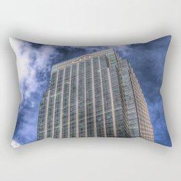 Citi Bank London Rectangular Pillow