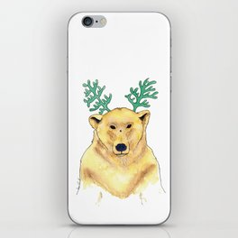Ours iPhone Skin