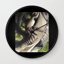 Growing Movement / Movimiento Creciente Wall Clock