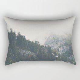 The power of imagination makes us infinite. Rectangular Pillow