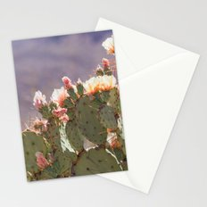 Prickly Pear Blooms I Stationery Cards